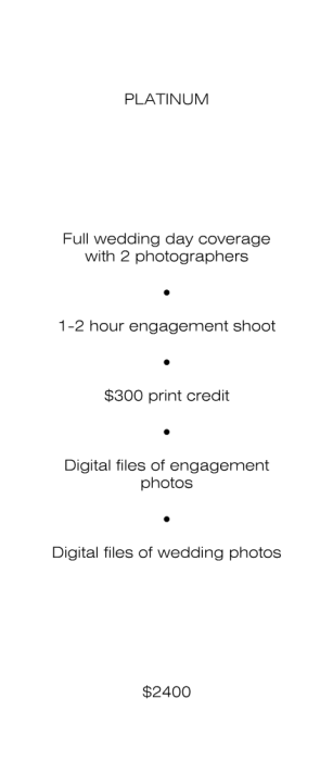 Wedding Price Packages - Color-2 Page 006